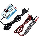 Tester di retroilluminazione per TV LED, strumento di prova per riparazione di perline con lampada a strisce luminose a LED con display digitale LCD, tensione adattiva di uscita 0-300V