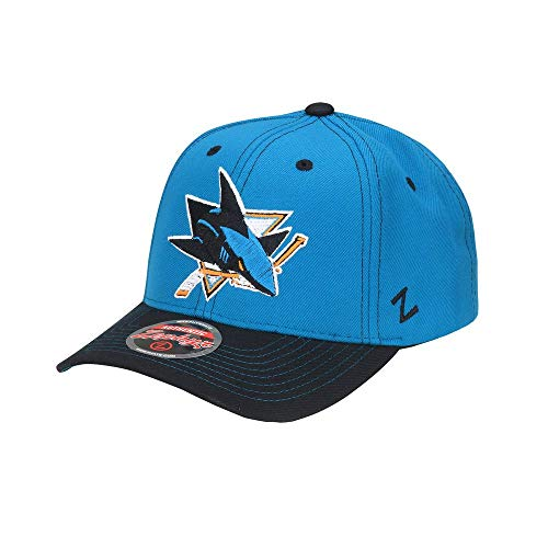 Zephyr NHL SAN JOSE SHARKS Staple...