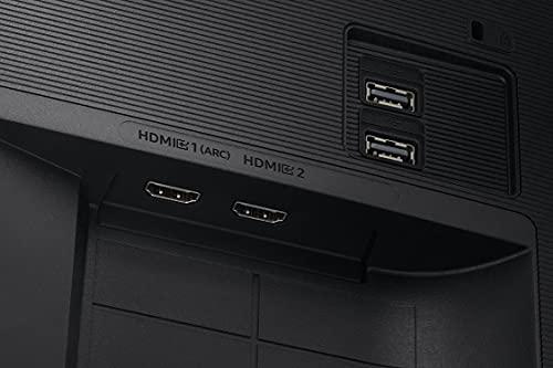 Smart Monitor M5 27 VA 27 Auflösung FHD (1920 x 1080), HDR10, Tizen, Smart Hub, schwarz