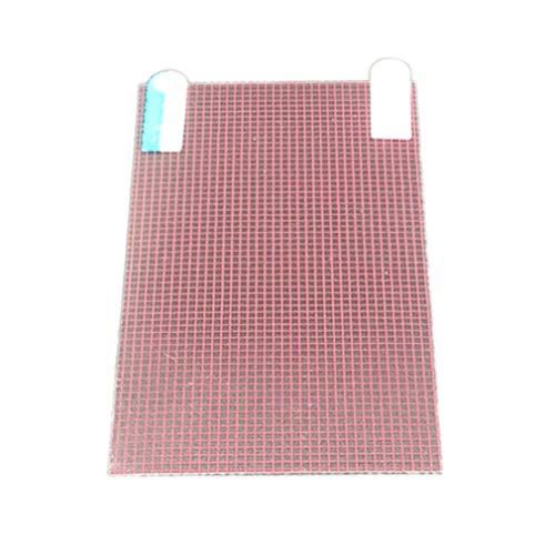 HermosaUKnight Película Protectora Universal Smart Phone Screen Tablet Película Protectora GPS (Red6 inch130 * 72 * 1)