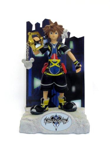 Disney Kingdom Hearts Resin Paperweight - Sora