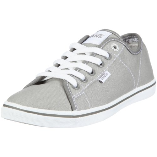 Vans Ferris Lo Pro VJW0GYW, Damen Klassische Sneakers, Grau (grey/white), EU 38 (US 7.5)