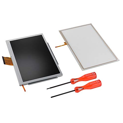 Vervangende LCD Screen + Touchscreen Digitizer + Schroevendraaier Gereedschap Kit Reparatie Tool Voor Nintendo Wii U Gamepad AC1512 Elektronische Accessoires Elektronische Accessoires