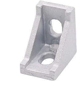 WHHHuan Équerre d'angle en aluminium 2020 2028 2040 20 x 20 20 x 28 20 x 40 L (couleur : 1 pièce 2028)
