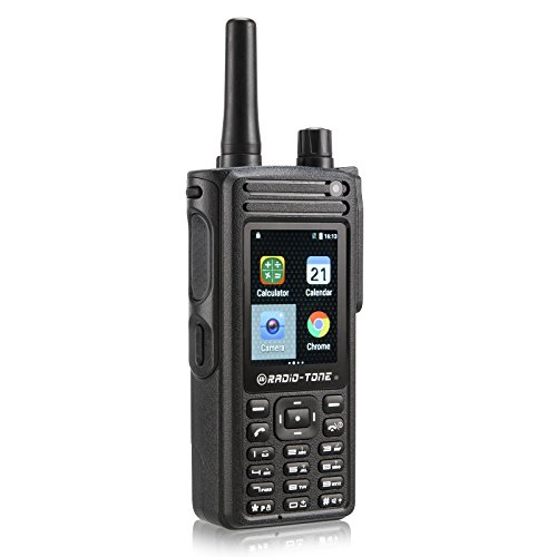 Radio-tone RT4 4G LTE Android 6.0 WiFi PTT Zello azetti Smartphone Interphone
