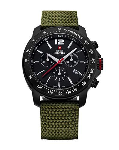 Swiss Military reloj hombre cronógrafo SM34033.07