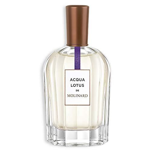 Acqua Lotus de Molinard 90ml/3.oz Eau De Parfum Spray Perfume Fragrance for Her