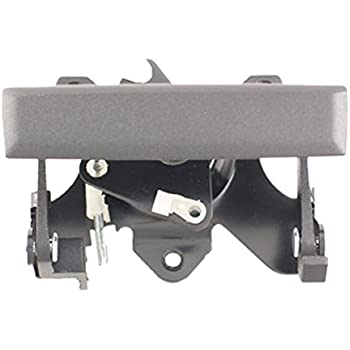 Partslink Number GM1911100 Unknown OE Replacement Chevrolet Astro Van Rear Gate Latch