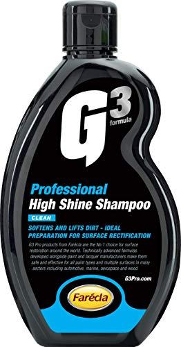 G3 Pro Champú de alto brillo 7192, 500 ml.