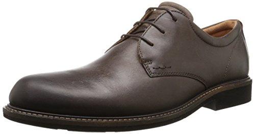 ECCO Findlay Shoe Herren Derby Schuhe, Braun (COFFEE 2072), 46 EU / 11.5 UK