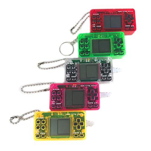 BIlinli Mini Consola de Juegos clásica Retro portátil, Reproductor de Juegos portátil...
