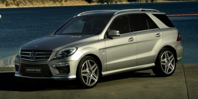 2014 Mercedes-Benz ML63 AMG, 4MATIC 4-Door ...