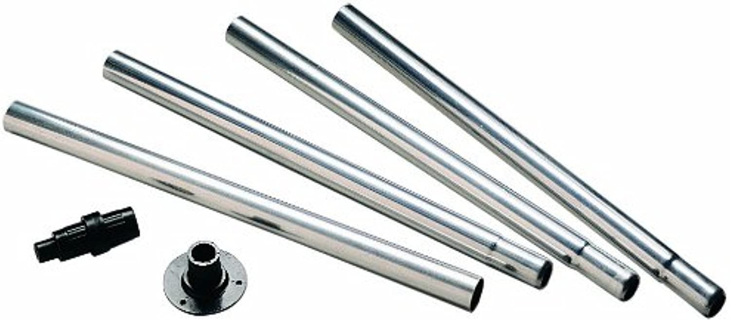 North States 6Foot Aluminum Birdfeeder Pole and Bracket Set