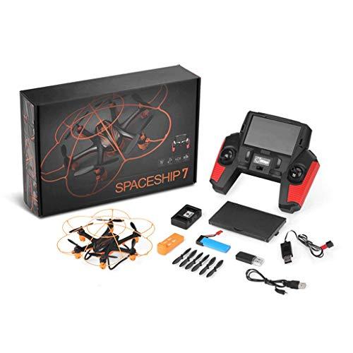 AXJJ RC Racing FPV Drone Droni con FOV 720P HD Camera Speed Wind Resistance Quadcopter con Schermo LCD 5.8G