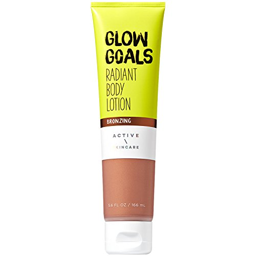 Bath and Body Works Active Skincare GLOW GOALS Radiant Body Lotion 5.6fl.oz