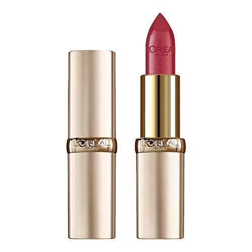 L'Oréal Paris Color Riche Lippenstift, 258 Berry Blush - Lip Pencil mit edlen Farbpigmenten und cremiger Textur - unglaublich reichaltig und pflegend, 1er Pack