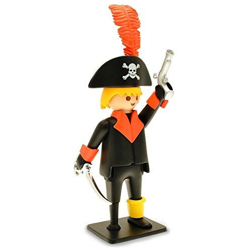 Plastoy Figura Vintage Playmobil Pirata, Multicolor (PPLM-262)