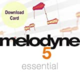 Celemony Melodyne Essential 5 (Download) Pitch/Time Shifting Software for Audio Newcomers