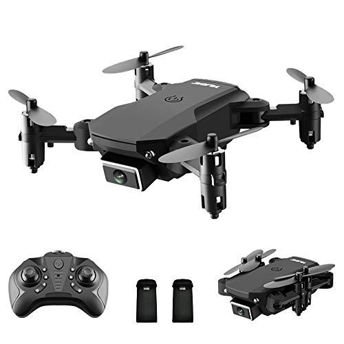ZIEM Drone S66 RC con Telecamera 4K Drone Dual Camera Posizionamento del Flusso Ottico WiFi FPV Drone Modtà Senza Testa Altitudine Hold Gesto Foto Video Traccia Volo 3D Filp RC Qudcopter