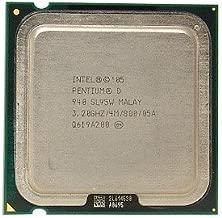 Intel Pentium D 940 3.2GHz 800MHz 2x2MB Socket 775 Dual-Core CPU