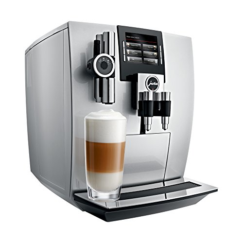 Jura J90 TFT Gold briliant Aroma Kaffeemaschine