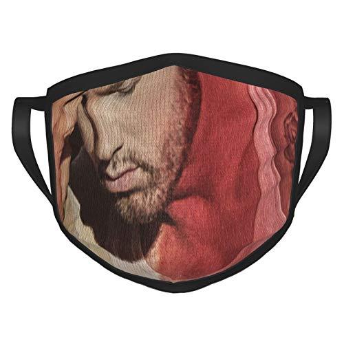 Eminem Unisex Bandana Neck Gaiter Kopfbedeckung Bandana Motorrad Gesicht Bandana Für Frauen Männer Gesicht Schal