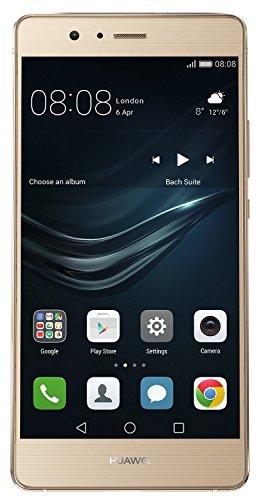 Huawei P9 lite Smartphone (13,2 cm (5,2 Zoll) Touch-Bildschirm, 16GB interner Speicher, 3GB RAM, Android 6) gold