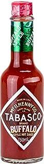 """TABASCO – Buffalo Style Hot Sauce – 150 ml / 0,15 Liter – scharfe Chili-Sauce """"Buffalo""""-Art"""