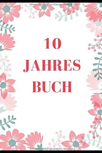 10 Jahresbuch: 10 Jahres Kalender