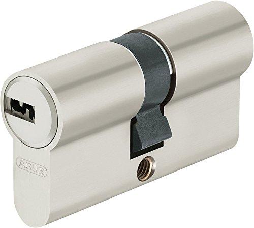 ABUS Profilzylinder D6XNP 30/50 inklusive 5 Schlüssel, 49457