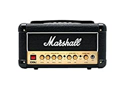 commercial Marshall Amp Guitar Amp Head (M-DSL1HR-U) metal amp head