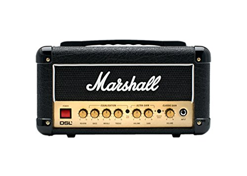 Best Buy! Marshall Amps Guitar Amplifier Head (M-DSL1HR-U)