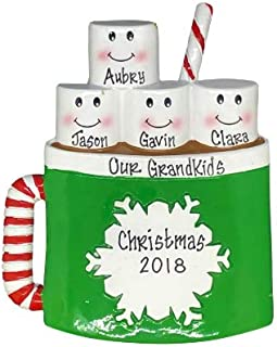 Best hot chocolate personalized ornament Reviews