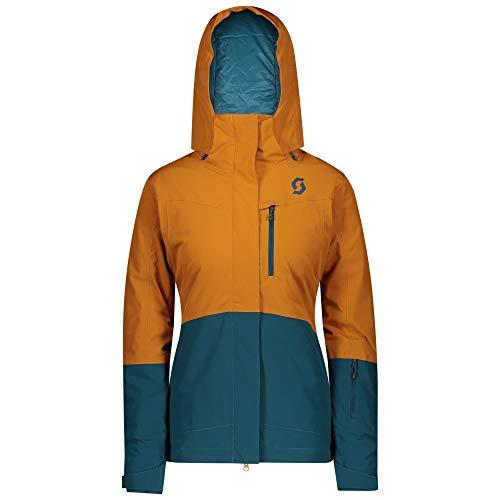 Scott Damen Ultimate Dryo 10 Skijacke orange S
