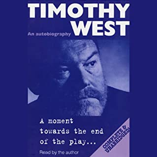 A Moment Towards the End of the Play audiobook cover art
