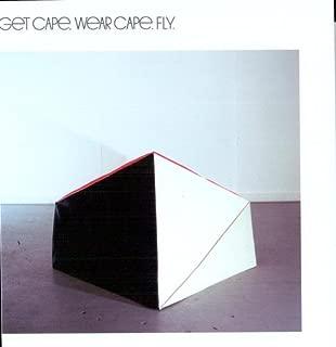 Get Cape Wear Cape Fly Vinyl