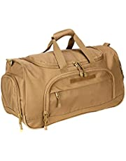 X&X Gym Bag For Men Waterproof Travel Carry On Large Military Duffel With Shoe Compartment Weekender Weightless