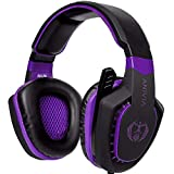 Gaming Headset für PC PS4 Xbox One Tablet Mac Smartphone