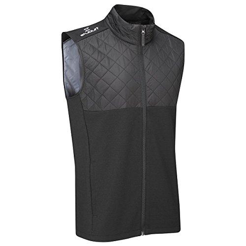 Stuburt - Golf-Kappen für Mädchen in Schwarz, Größe S