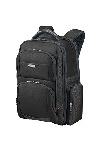 SAMSONITE PRO-DLX 4 - Laptop Backpack 3V 15.6' Zaino Casual, 48 cm, 24 liters, Nero (Black)