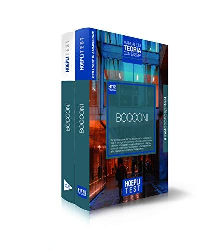 Hoepli Test. Bocconi. Box: Manuale di teoria con esempi-Esercizi e simulazioni. Per i test di ammissione