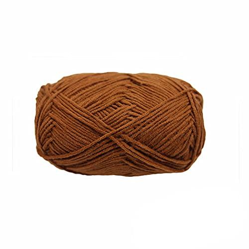 DealMux, 1 pieza, hilo de tejer, lana acrílica, hilos de ganchillo, manualidades para...