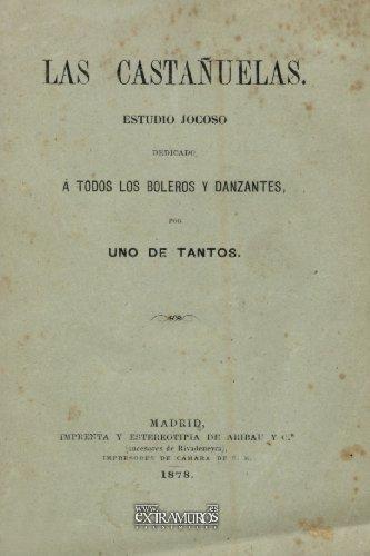 Las Castañuelas. Estuio Jocoso (Flamenco y folclore andaluz)