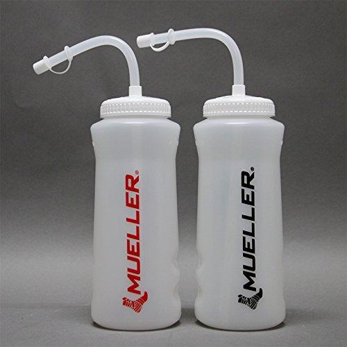 Mueller(ミューラー)『ウォーターボトル ストロー&キャップ(919129)』