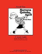 Ramona Quimby, Age 8: Novel-Ties Study Guide