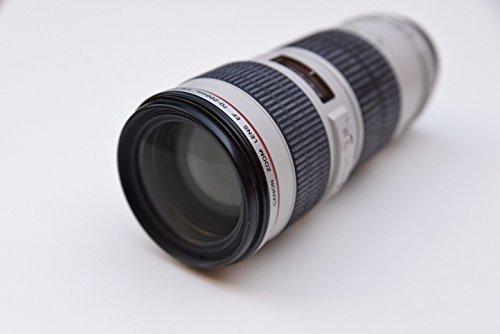 Canon EF 70-200mm F4L USM lens (67mm filterschroefdraad) zwart
