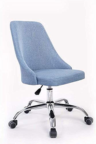 Aisamco Bürostuhl Büromöbel Stuhl Sessel,Blue