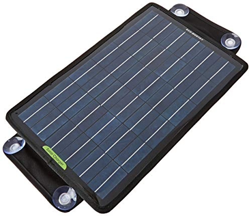 caravan e barche Visua per auto Caricabatterie a energia solare