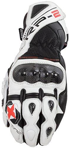 Oxford Handschuhe Sport, Weiß/Schwarz, L