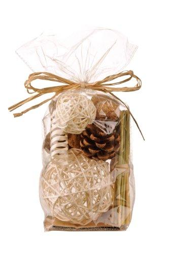 Premier Housewares 2905013 Pot-Pourri Parfumé Vanille Mix 110 g